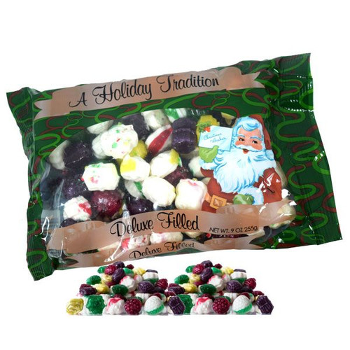 """Primrose Deluxe """"Filled"""" Hard Candy Mix. 9oz"""