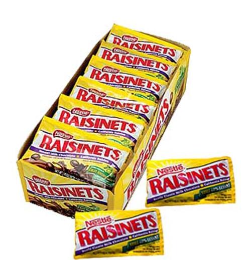 Raisinets 36ct