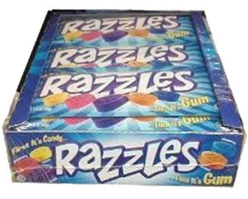 Razzles 24ct Nostalgic Candy - Regular