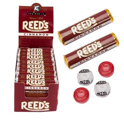 Reed's Cinnamon Rolls 24 Count