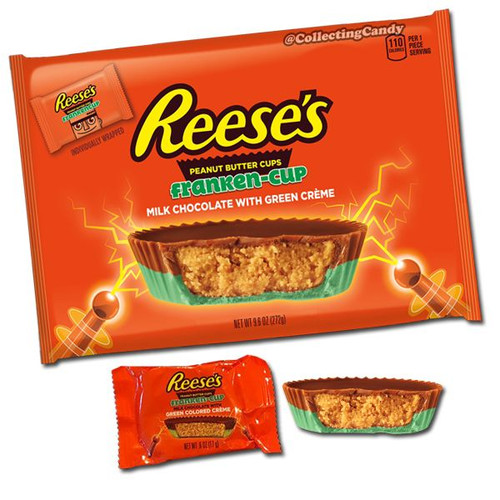 Reese's Frankencups Snack Size Bars (16 Count)