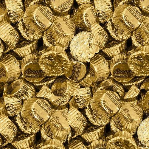 Reese's Mini Cups Gold 5lb Bag