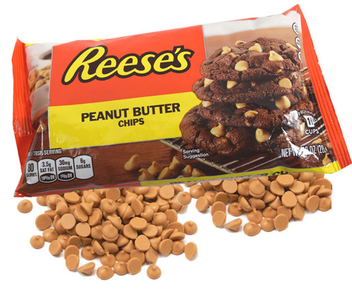 Reese's Peanut Butter Chips 10oz Bag