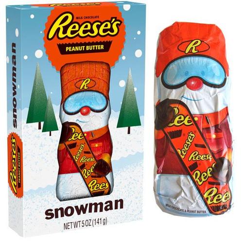 Reese's Peanut Butter Snowman 5oz