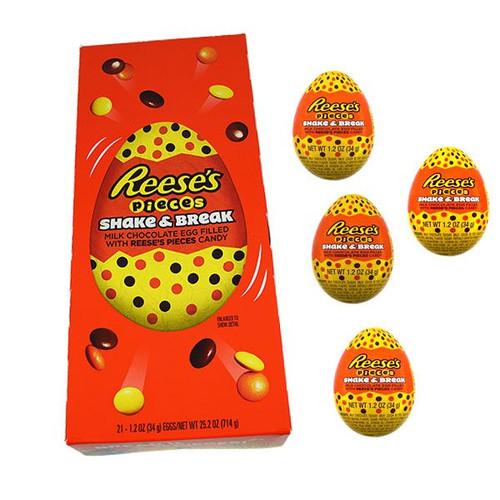 Reese's Shake & break Eggs 21 Count