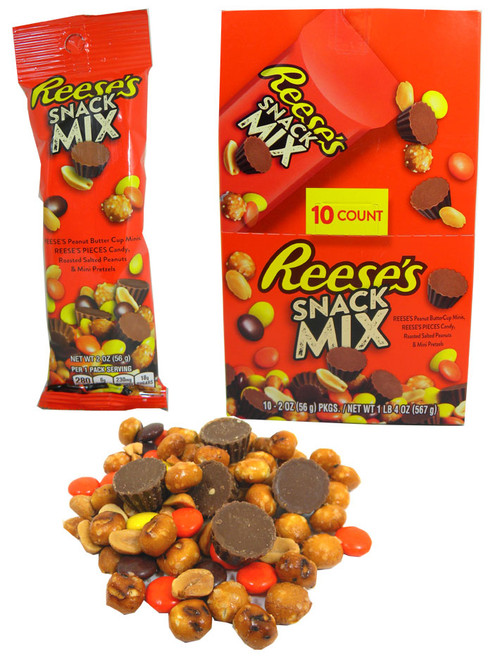 Reese's Snack Mix 10 Count