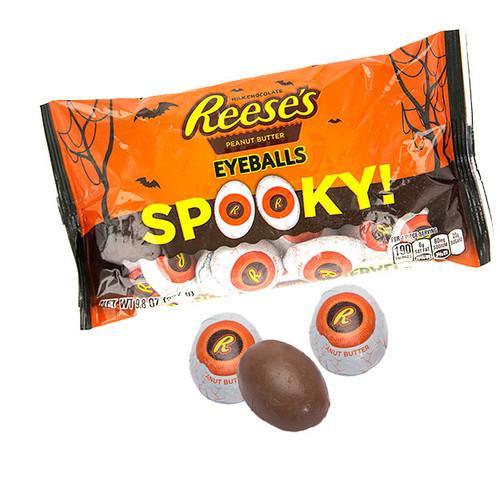 Reese's Peanut Butter Eyeballs 9.8oz Bag