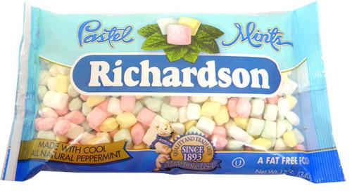 Richardson Mints 12oz bag - Pastel Mints