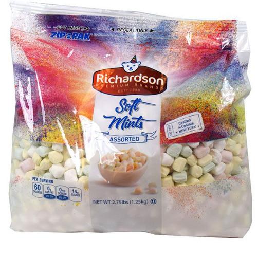Pastel Pillow Mints 2.75lb Bag