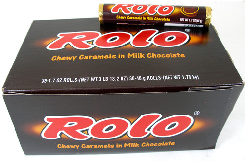 Rolo Candy Bars 36ct