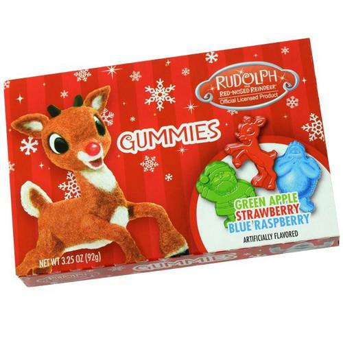 Rudolph Red Nose Gummies 3.25oz