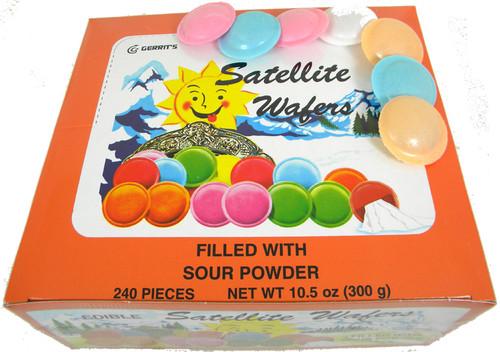 Satellite Wafers - 240ct Sour Powder
