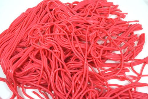 Shoe String Licorice Pink Lemonade 2lbs