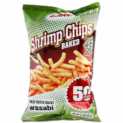 Shrimp Chips Wasabi 3.3oz
