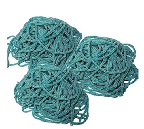 Shoe String Licorice Sour Blue Raspberry 2lb (100ct)