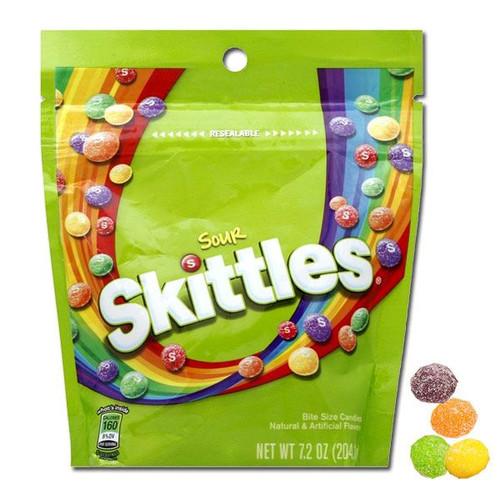 Skittles Sour 7.2oz Bag