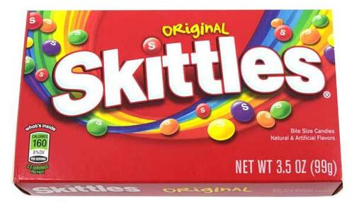 Skittles Regular 3.5oz Box