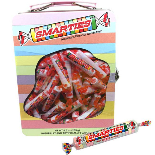 Smarties Lunch Box