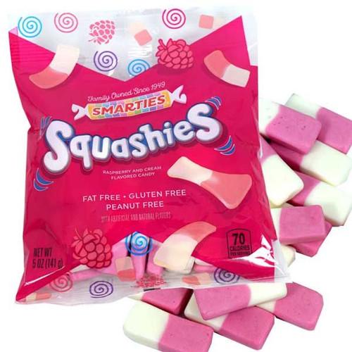 Smarties Squashies 5oz Bag