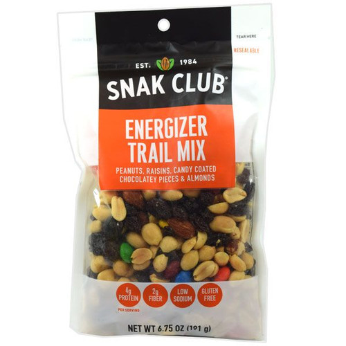 Snak Club Energizer Trail Mix 6.7oz Bag