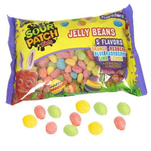 Sour Patch jelly beans 13oz bag