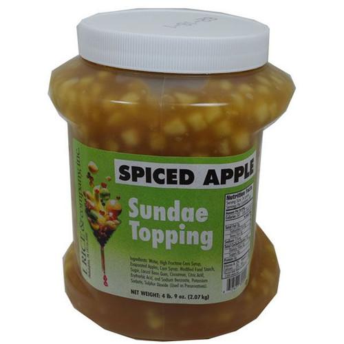 Spiced Apple Sundae Topping 4.9lbs