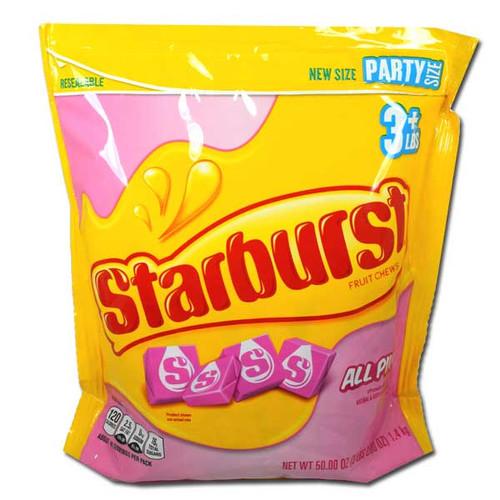 Starburst Candy All Pink 50oz Bag