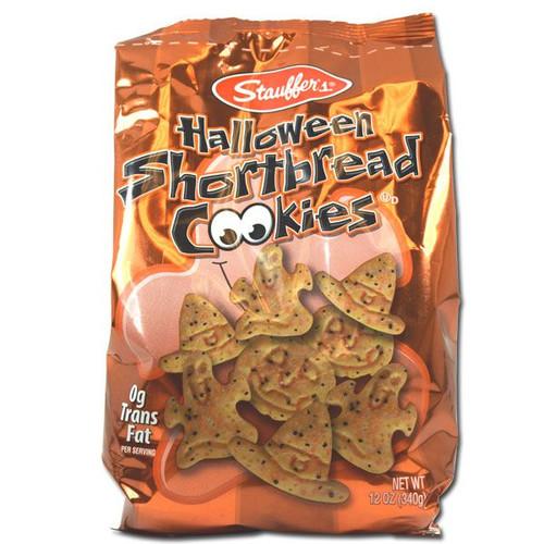 Stauffer's Halloween Shortbread Cookies 12oz