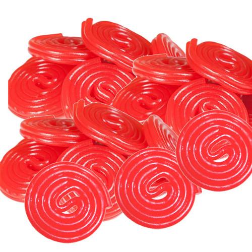 Broadway Strawberry Licorice Wheels 4.4lb