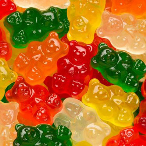 Sugar Free Gummy Bears 5lb Bag