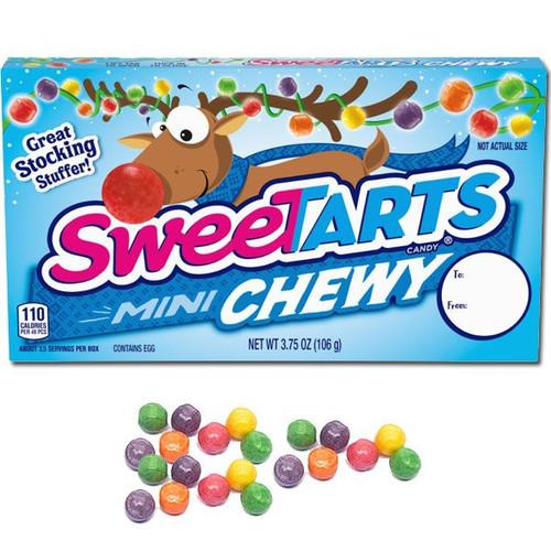 Sweetart Chewy Christmas 3.75oz