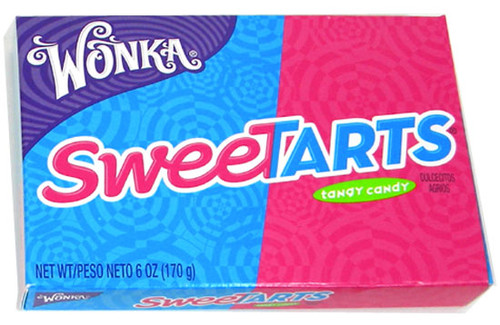 Sweetarts 5oz Theater Size Candy