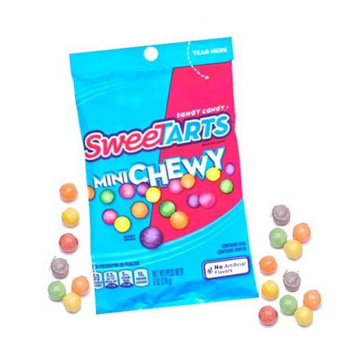 Sweetarts Mini Chewy 6oz Bag