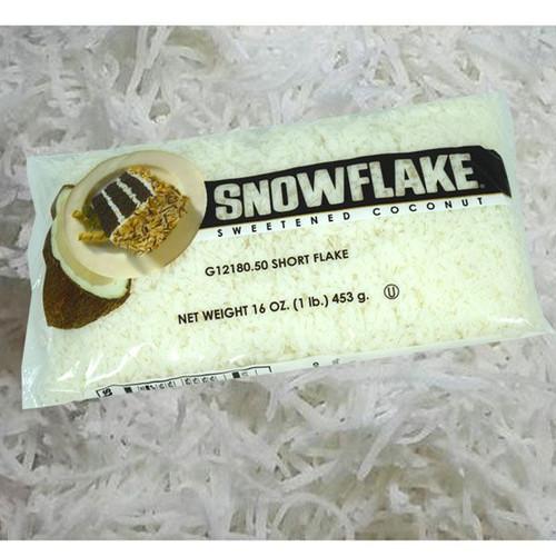 Coconut Flakes (Sweetened) 10lb