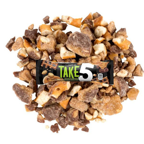 Take 5 Chopped Candy 4lbs