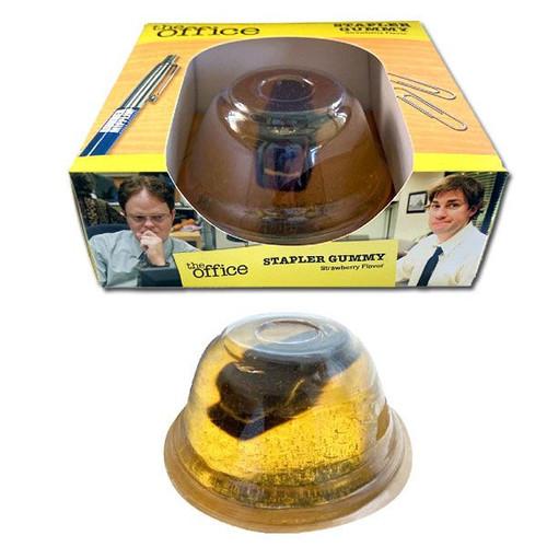 The Office Candy Stapler Gummy