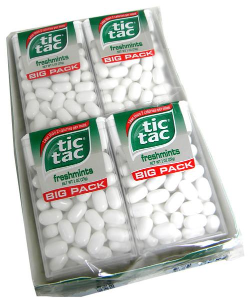 Tic Tac Mints - Freshmint Big Pack 12ct