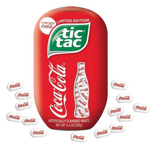 Tic Tac Coca Cola Bottle Pack 3.4oz