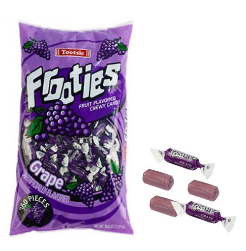 Grape Tootsie Frooties 360ct