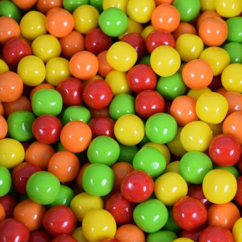 Tootsie Fruit Chews Rounds 25lb Box