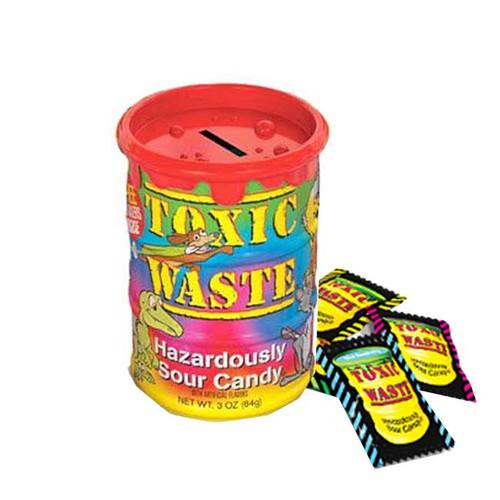 Toxic Waste Tye Dye 3oz Can