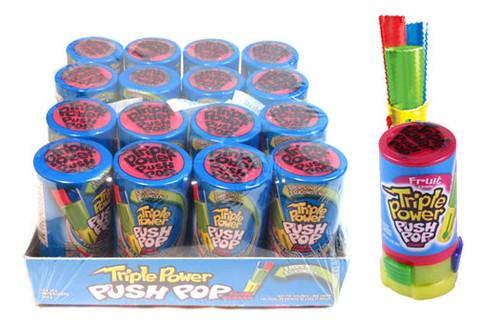 Triple Power Push Pops 16 Count