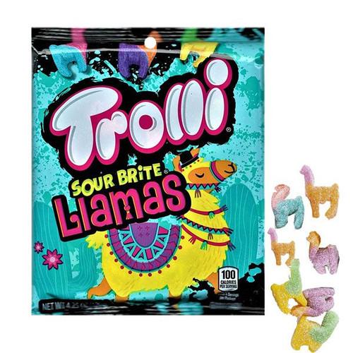 Trolli Gummi Llamas 4.25oz Bag