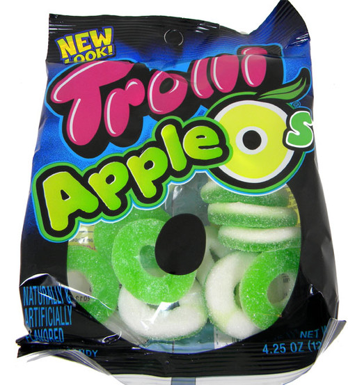 Gummy Candy Apple O's  4.25oz Bag