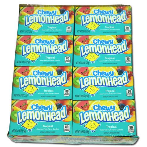 Tropical Chewy Lemon Heads & Friends