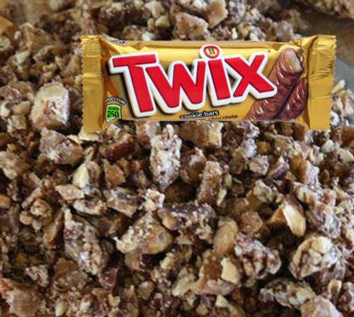 Twix Chopped Topping 10lb Bag