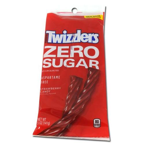Twizzler Sugar Free Strawberry Licorice Twists
