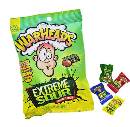 Warheads Assorted 2oz Bag