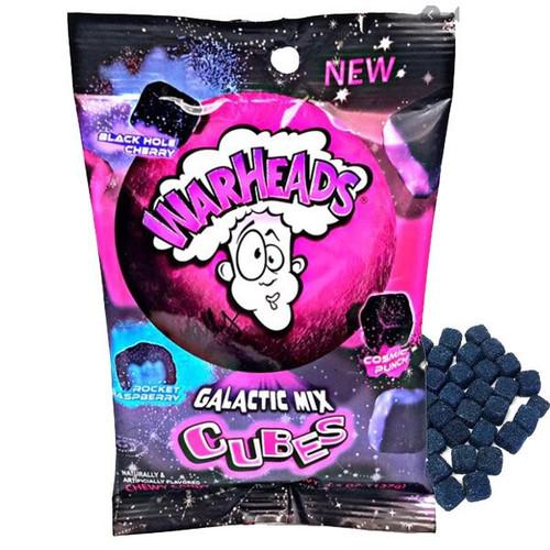 Warheads Galactic Cubes 4.5oz