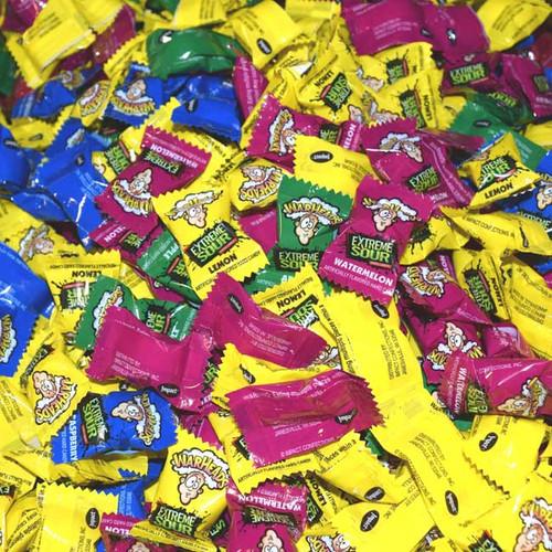 Warheads Sour Candies 30lb Bulk Box